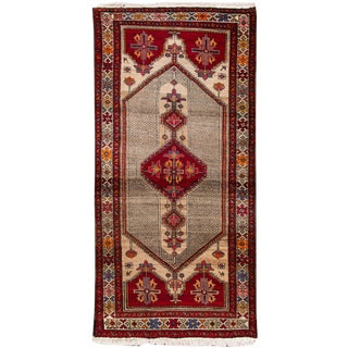 """North West Persian Rug, 3'8"""" x 7'6"""""""