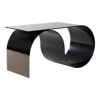 Sia Coffee Table/Bench by Jason Mizrahi For Sale