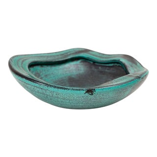 Organic Form Bowl by Nils Kähler for Kähler Keramik, 1950s For Sale