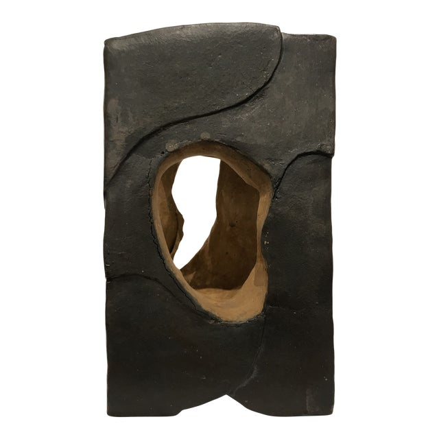 """""""Glow"""" Contemporary Ceramic Sculpture by Corinne Peterson For Sale"""