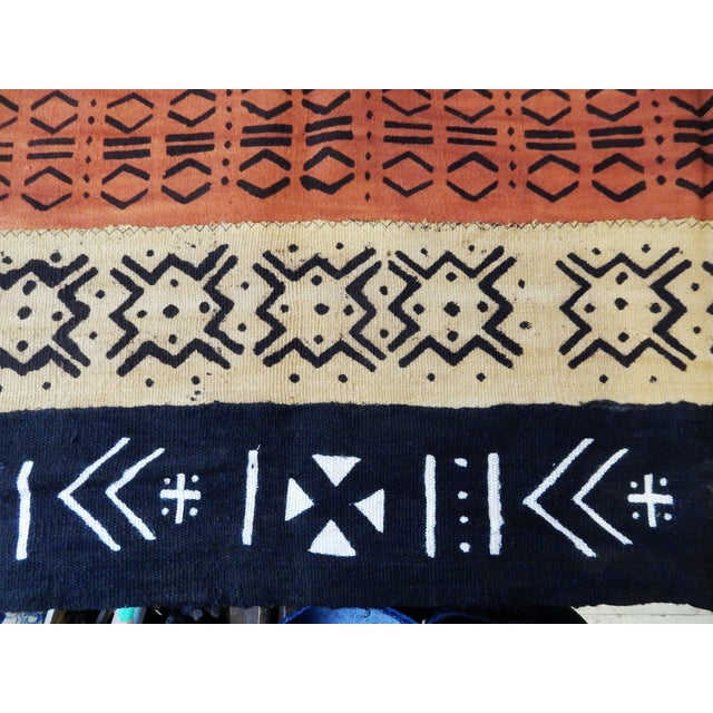 Mali Mud Cloth Textile - Image 4 of 7
