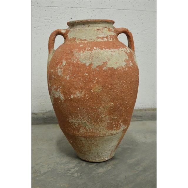 Amphora Greek Antique Pottery - Image 3 of 4