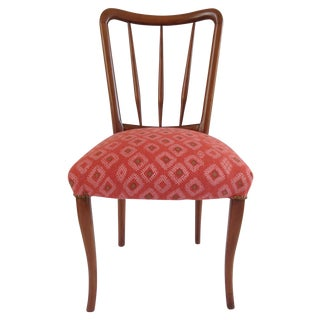 C.1950s Italian Paolo Buffa Chair For Sale