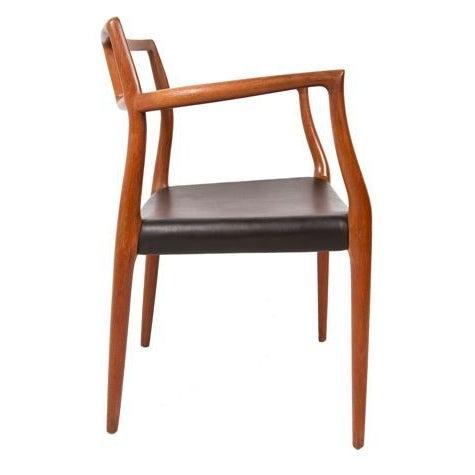 Niels Moller Danish Teak Dining Chairs - Set of 6 - Image 5 of 7