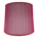 """Image of Retro Drum Stick Shade in Solid Pink, 12"""" For Sale"""