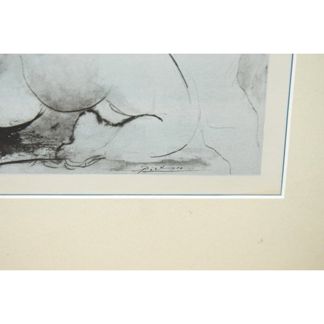 Pablo Picasso Minotaur Lithograph For Sale In San Francisco - Image 6 of 10