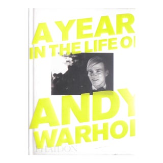 A Year in the Life of and Warhol For Sale