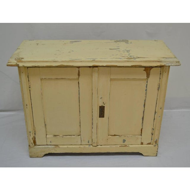 Painted Pine Water Cupboard - Image 2 of 9