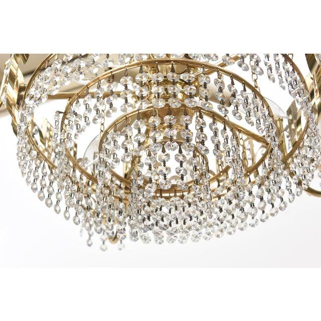 Vintage strass crystal chandelier chairish vintage strass crystal chandelier image 4 of 4 aloadofball Gallery