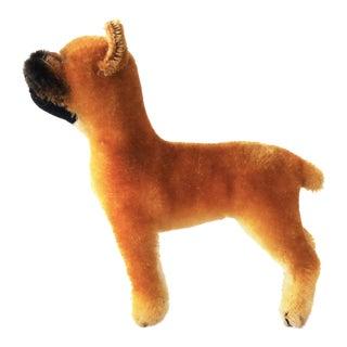 1950s Steiff Boxer Dog For Sale