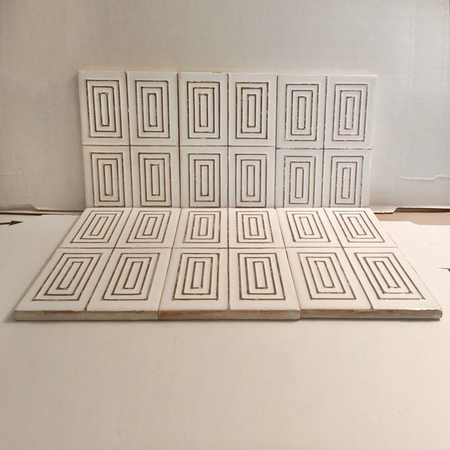 I have 1 remaining listing for 6 individual Lane Cosmopolitan MCM table replacement tiles. this is listing B , tiles are...