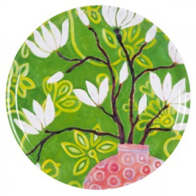 """""""In Bloom"""" Round Tray - Image 3 of 3"""