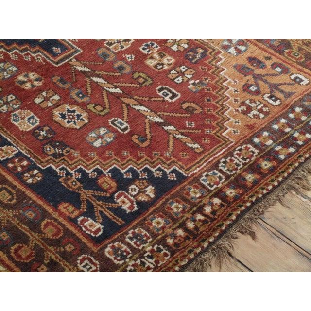 Traditional Qashqai Rug For Sale - Image 3 of 8