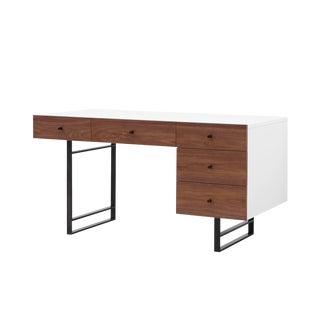Mid-Century Modern Erdos + Ko Timothy Desk For Sale
