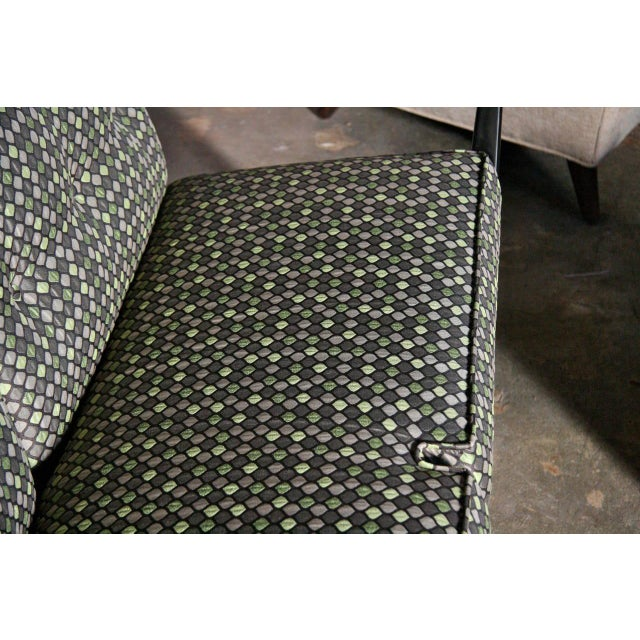 Italian 1950s Sofa Attributed to Gianfranco Frattini for Cassina For Sale - Image 10 of 11