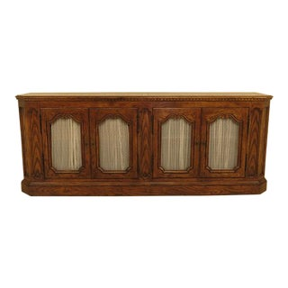 Baker Milling Road Country French Oak Sideboard