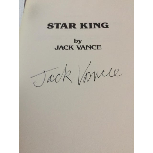 """""""The Demon Princes Series"""" Leatherette Volumes by Jack Vance, Signed - 5 Books For Sale In San Francisco - Image 6 of 8"""