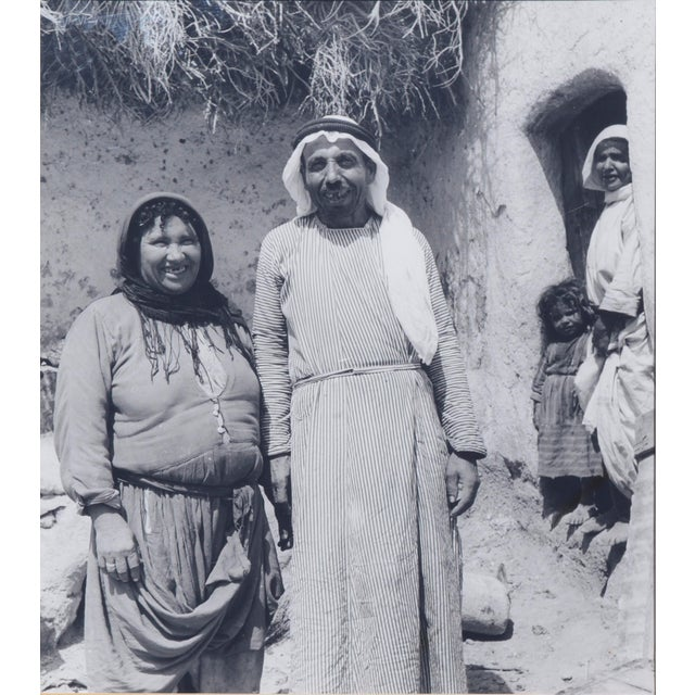 The Arab Couple, Israel 1951 - Image 3 of 5