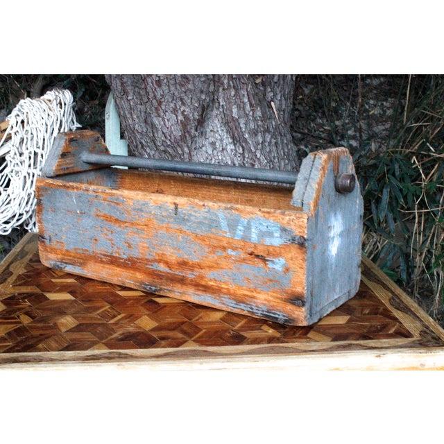 Handmade Carpenter's Box - Image 3 of 4