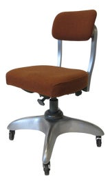 Image of Art Deco Office Chairs