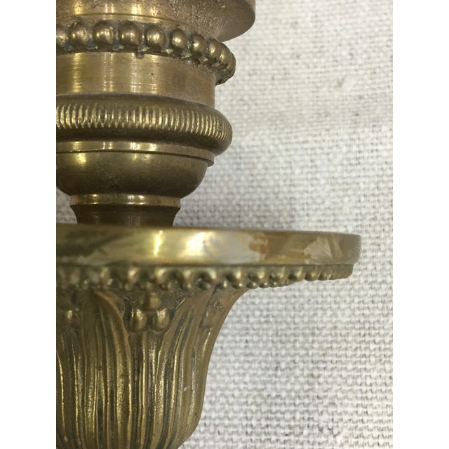 2000 - 2009 Vaughan Classical Wall Light - a Pair For Sale - Image 5 of 10