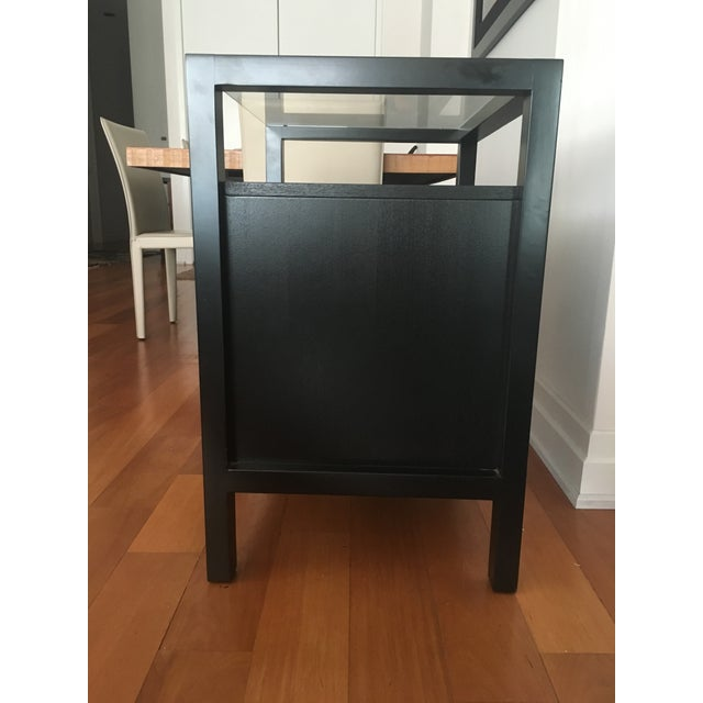 Crate And Barrel Drake File Cabinet Chairish