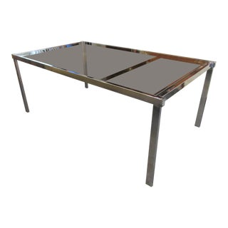 Leon Rosen/Milo Baughman Style Pace style Dining Table