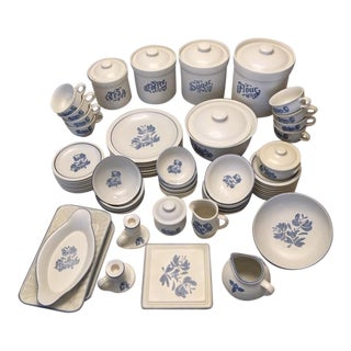 Pfaltzgraff Yorktowne China Collection For Sale
