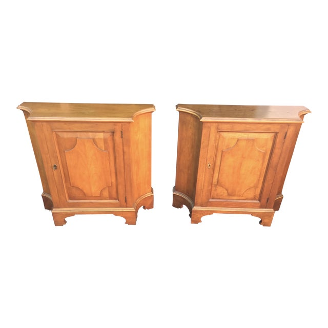 Baker Furniture Chests a Pair For Sale