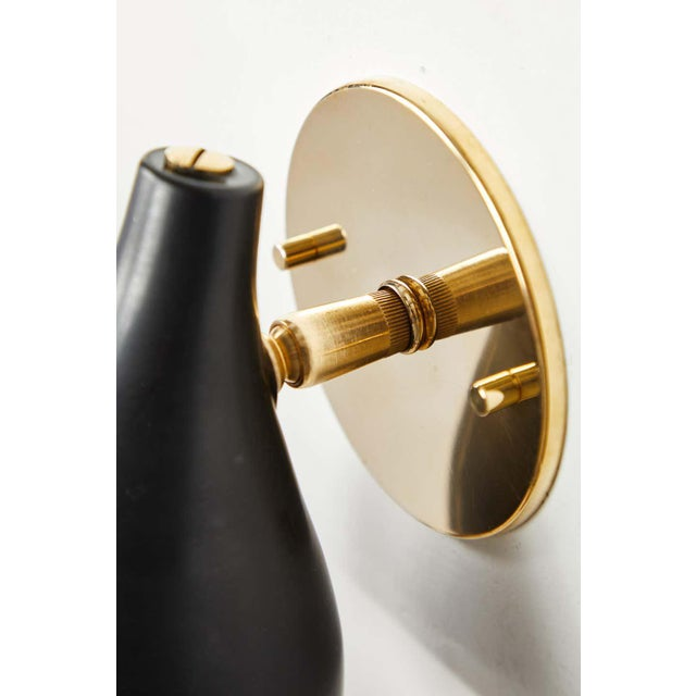 Gino Sarfatti Model #26b Sconces for Arteluce - a Pair For Sale - Image 9 of 10