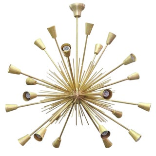 Modern Design Sputnik Chandelier For Sale