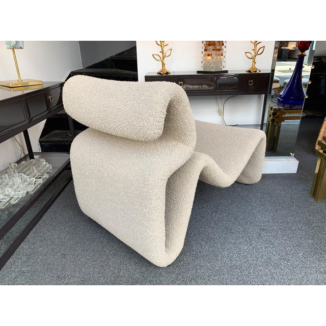 Etcetera Lounge Armchair by Jan Ekselius, Sweden, 1970s For Sale - Image 9 of 11