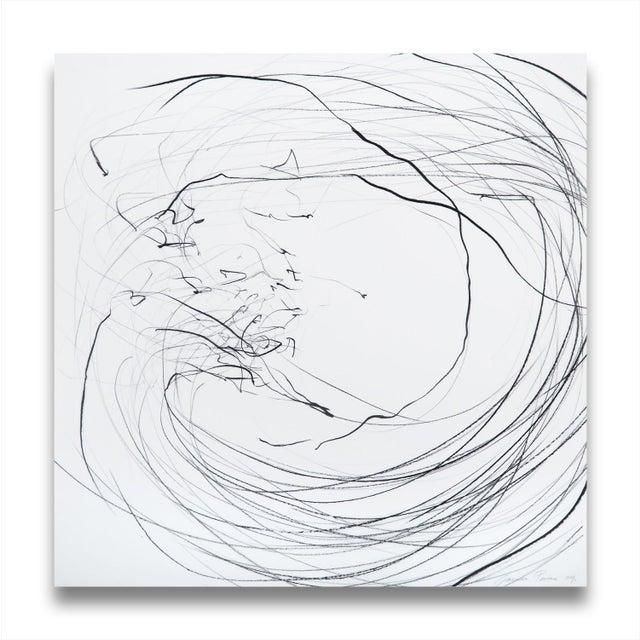 """Jaanika Peerna Jaanika Peerna """"Small Maelstrom (Ref 854)"""", Drawing For Sale - Image 4 of 4"""