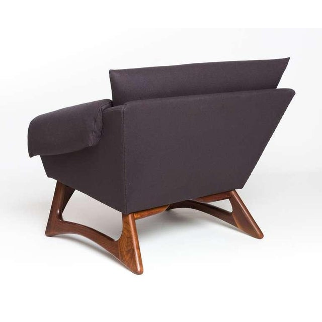1960s 1960's Vintage Adrian Pearsall Lounge Chair For Sale - Image 5 of 6