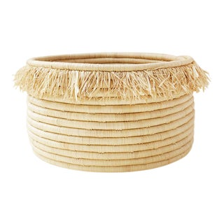 Frieda Floor Sweetgrass Basket For Sale