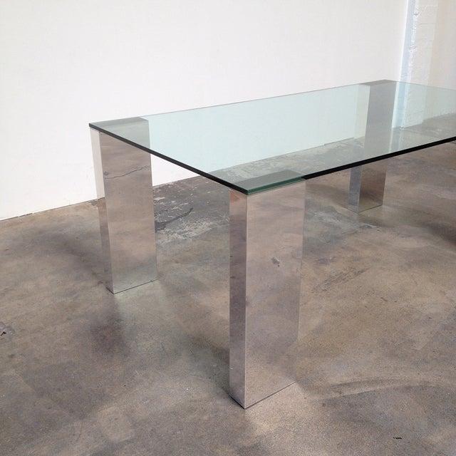 Piero Lissoni Porro Beam Dining Table - Image 3 of 6