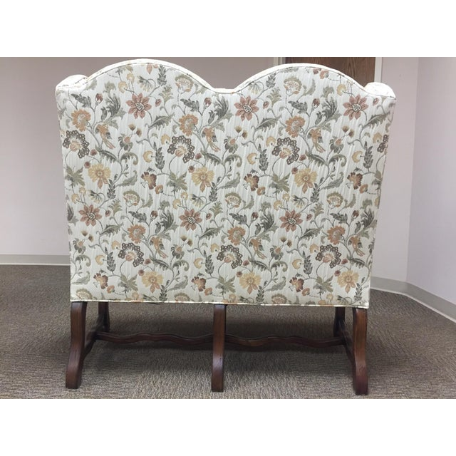 Pearson Floral Settee - Image 5 of 6