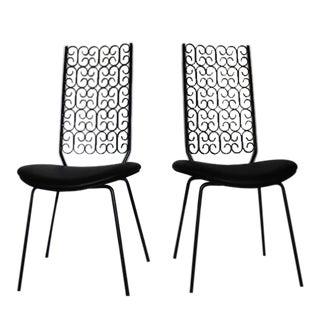 "Arthur Umanoff ""Granada"" Chairs - A Pair For Sale"