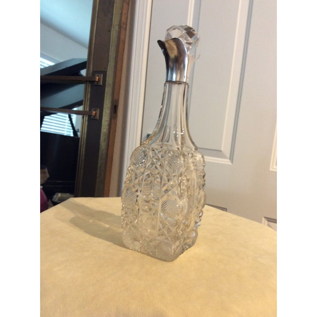 Heath and Middleton Antique Decanter For Sale - Image 4 of 11