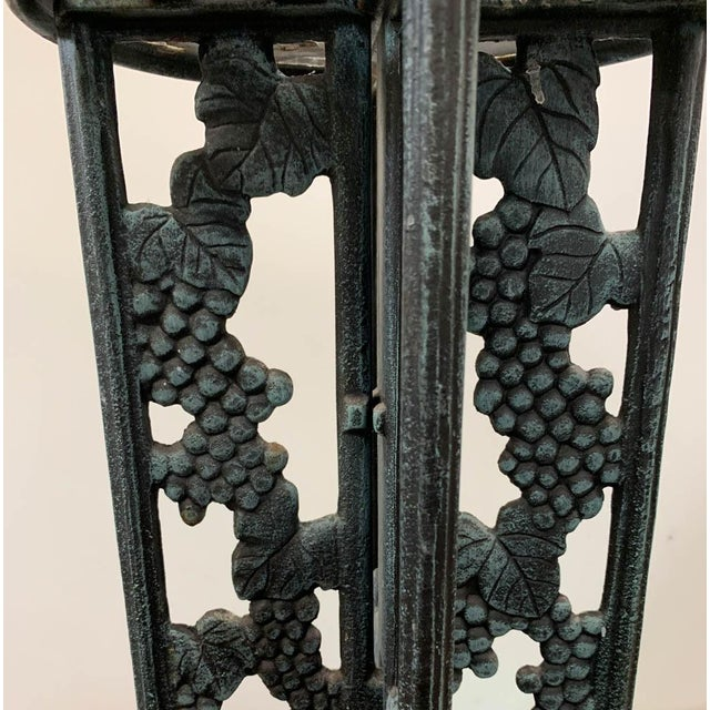 Wrought Iron Plant Stand For Sale - Image 4 of 7