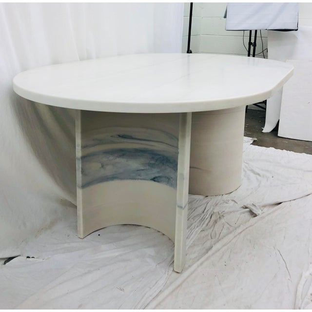 Mid 20th Century Vintage Contemporary Modern Table For Sale - Image 5 of 12