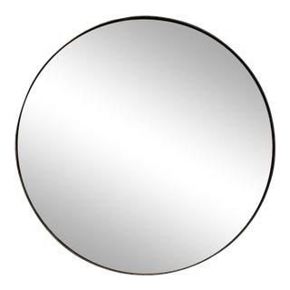 Circular Art Mirror