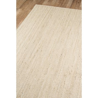 "Erin Gates by Momeni Westshore Waltham Natural Jute Area Rug - 3'6"" X 5'6"" Preview"
