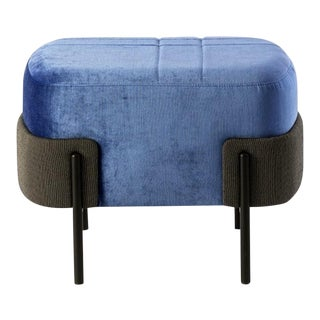 1572 Pouf by Marco Zito, Bross Italy For Sale
