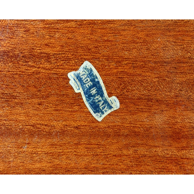 Vintage Italian Marquetry Tray - Image 6 of 6