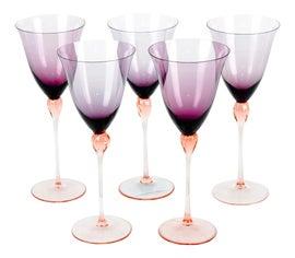 Image of Murano Glass Glasses
