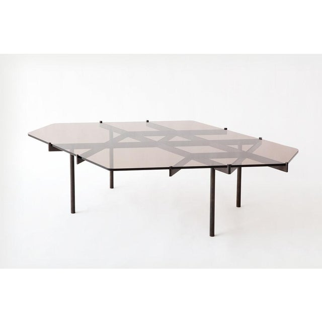 Metal Egg Collective Lawson Coffee Table For Sale - Image 7 of 7
