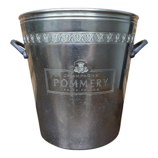 Vintage French Pommery Champagne Bucket