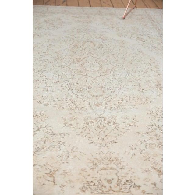 "Vintage Oushak Carpet - 6'10"" x 10'2"" - Image 10 of 12"