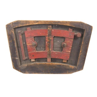 1800's Antique Industrial Mold For Sale